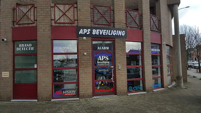APS Beveiliging